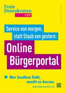 FDP Zeuthen - Bürgerportal