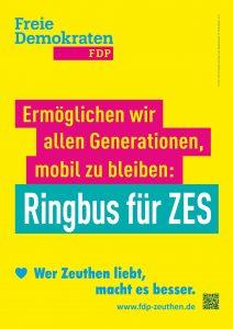 FDP Zeuthen - Ringbus