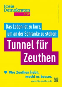 FDP Zeuthen - Tunnel