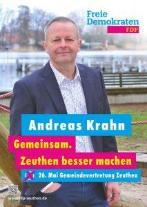 Andreas Krahn FDP-Zeuthen