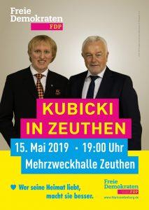 Kubicki kommt