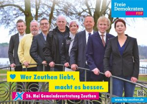 FDP Zeuthen - unsere Kandidaten