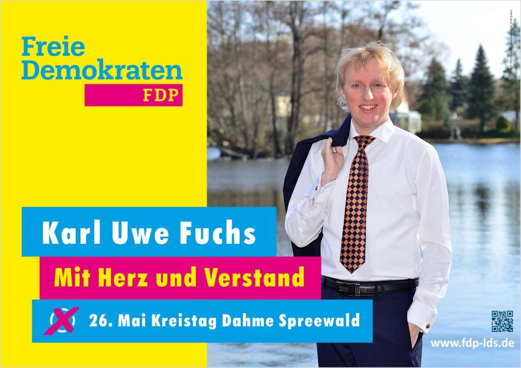Karl Uwe Fuchs - Kreistag